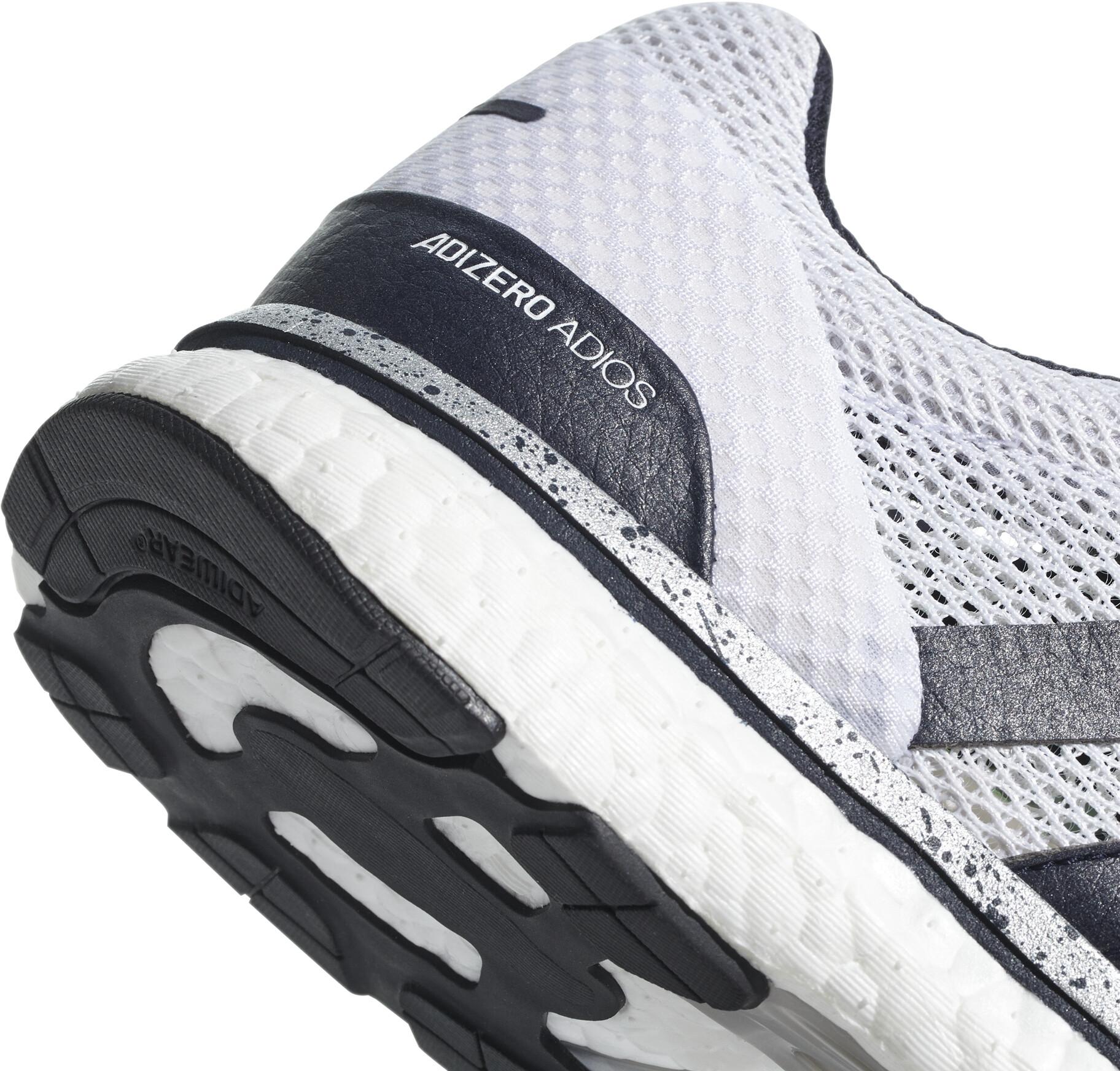 the best attitude 7d3bb 6f92c adidas Adizero Adios 3 Running Shoes Men Legend InkShock LimeHi-Res